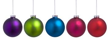 gorgeous jeweltone ornaments from thechristmasornamentsite