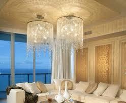new modern large chandelier living lights dia70 h80cm