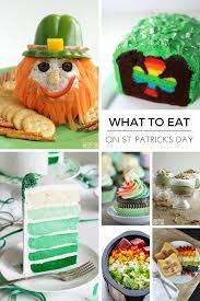 20 st patrick u0027s day food ideas handmade in the heartland