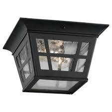 black outdoor ceiling light front porch ceiling light fixtures led