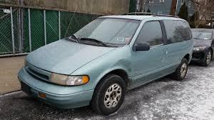 minivan nissan 1994 nissan quest photos specs news radka car s blog