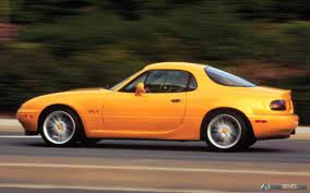 what is mazda mazda sports car the car database