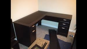 I Shaped Desk by Realspace Magellan Collection L Shaped Desk Dimensions Ideas Youtube