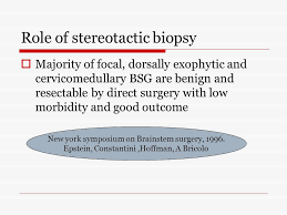 Role Of Brain Stem Surgical Anatomy U0026 Approaches To Brainstem Glioma Ppt Video