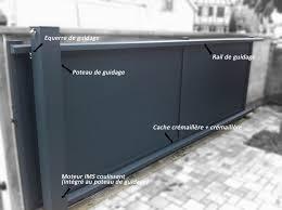 Portillon Alu Pas Cher by Porte Jardin Aluminium Portail Coulissant Pas Cher Pvc Carlier