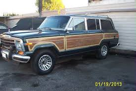 1991 jeep grand 1991 jeep grand wagoneer 4wd in rosemead ca vehicle center