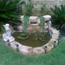 In Front Yard - garden interesting front yard pond front yard pond landscaping