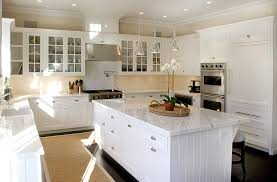 kitchens white cabinets kitchens white glass front kitchen cabinets calcutta marble