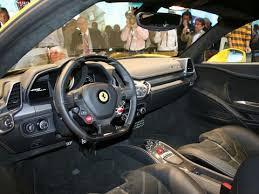 italia 458 interior top fast cars italia 2010 picture 2939