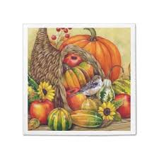 145 best thanksgiving paper napkins images on paper