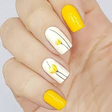 best 20 yellow nail art ideas on pinterest yellow nail polish