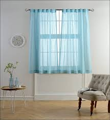 Seashell Curtains Bathroom Living Room Magnificent Anchor Valances Beachy Window Curtains