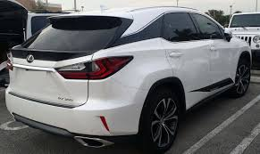 lexus rx 350 review philippines 2015 2016 lexus rx350 tesoro rear trunk lip spoiler unpainted ebay
