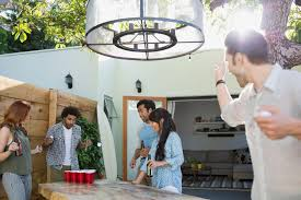 outdoor entertaining and backyard barbecues