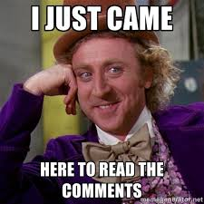 Meme Photo Comments - memes comments and the next generation of content creation