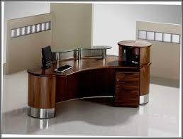 Curved Office Desk Furniture Curved Office Desk Furniture Home And Room Design