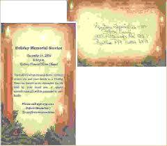 funeral service announcement wording 11 funeral invitation templateagenda template sle agenda