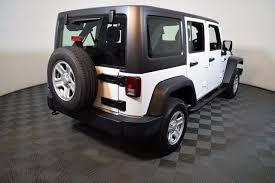 7 passenger jeep wrangler 2016 jeep wrangler unlimited sport rhd 4d sport utility