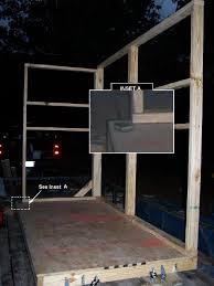 Deer Blind Elevators A Diy Guide On Building A Box Blind Hunting Blind Deer Blind