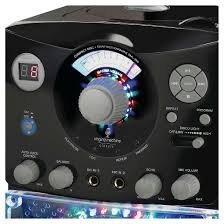 Singing Machine Pedestal Singing Machine Sml385 Top Loadingcdg Player With Disco Light