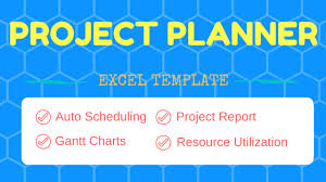 project planner template free project management excel template