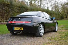 alfa romeo gtv used 2005 alfa romeo gtv v6 lusso for sale in herefordshire