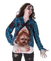 pregnant halloween shirt deluxe pregnant zombie ladies fancy dress womens halloween scary