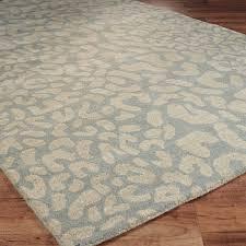 cowhide hide u0026 animal print rugs shades of light
