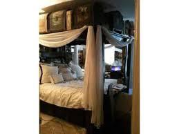 Platform Canopy Bed Vintage Platform Mirrored Canopy Bed For Sale 200 Mott Haven