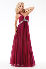 ball gown floor length one shoulder sleeveless none chiffon mother