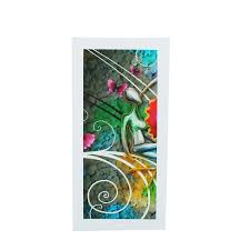 frameless canvas print abstract dancing lovers modern wall art