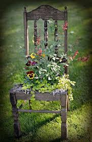 best 25 vintage garden decor ideas on vintage