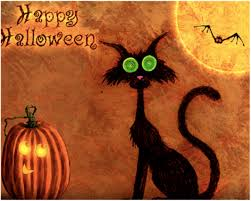 Happy Halloween Banners by October 2014 Edmund K Saunders