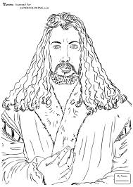 coloring pages kids adam eve sin arts culture