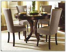 small round dinette table outstanding chic dinette table and chairs round kitchen table and