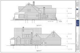 plan 62668dj modern farmhouse with angled 3 car garage colonial