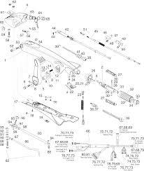 tiller kit 75 90 hp e tec steering accessories for 2012