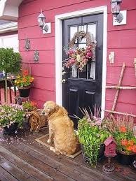 13 best front door colors for red house images on pinterest red
