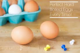 How Long Can Hard Boiled Eggs Sit At Room Temperature - perfect hard boiled eggs every time