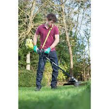 26cc powr lt2 brush cutter outdoor tools ryobi tools