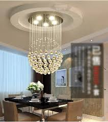 round 40w led ceiling light fixture l bedroom kitchen led crystal chandeliers round stair hanging lights aisle duplex