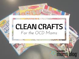 clean crafts for the ocd moms