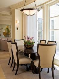 Dining Table Design With Mirror And Table Lamp Round Dining - Simple dining table designs