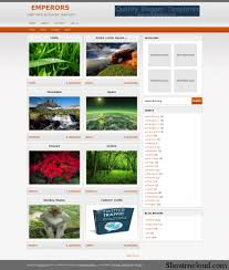 best free and professional photo blog templates for blogspot bloggers