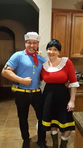 popeye halloween costumes 8 best costumes images on pinterest halloween ideas costume and