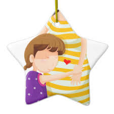 Mother Daughter Christmas Ornaments Mother Daughter Christmas Tree Decorations U0026 Ornaments Zazzle Com Au