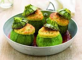 giallo zafferano cucina vegetariana ricette zucchine tonde ripiene vegetariane le ricette di