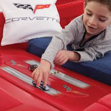 corvett bed kid s corvette z06 bed why don t they this in king