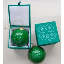 our new ornaments cool stuff on 4 h mall org