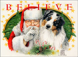 christmas cards with dogs chrismast cards ideas